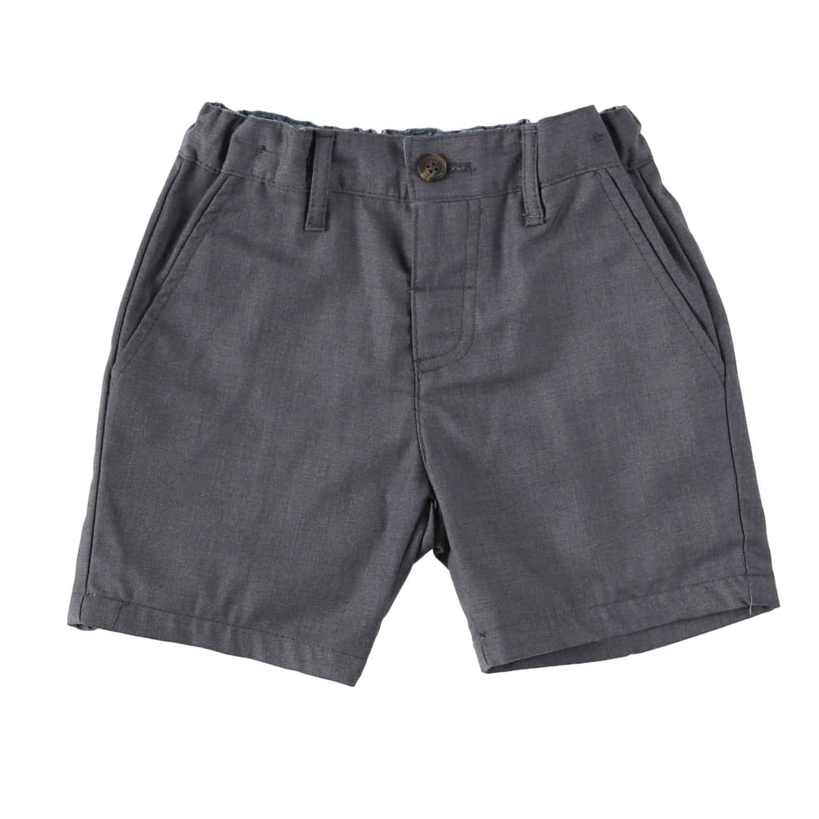 מכנס ג׳רי אפור